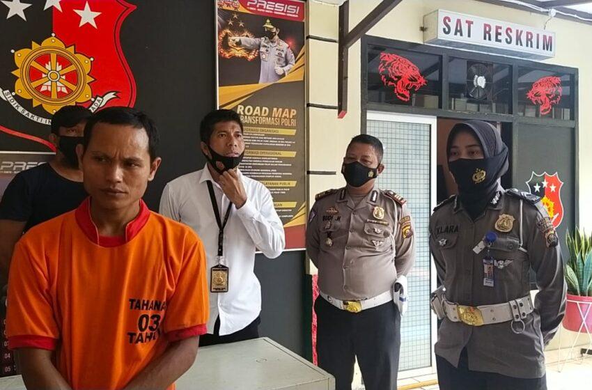 Sempat Nantang Polisi, Bahkan Hendak Tinju Polwan, Alex Akhirnya Ditangkap