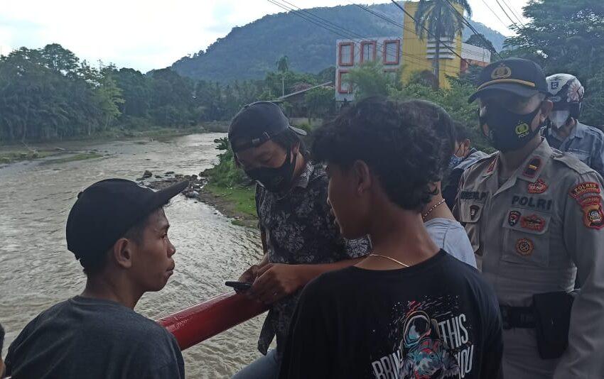 Tidak Bisa Berenang, Pelajar SMPN 3 Lubuklinggau Hanyut