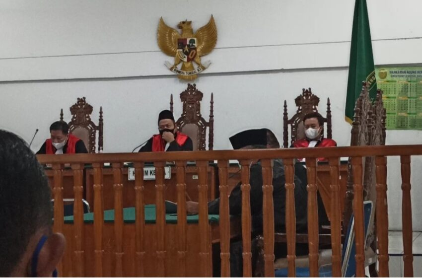 Pasutri Bandar Sabu dan Pengedar Asal Muratara Dituntut Hukuman Seumur Hidup