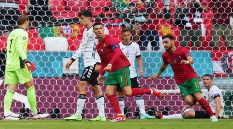 Jadwal Pertandingan Babak 16 Besar EURO 2020